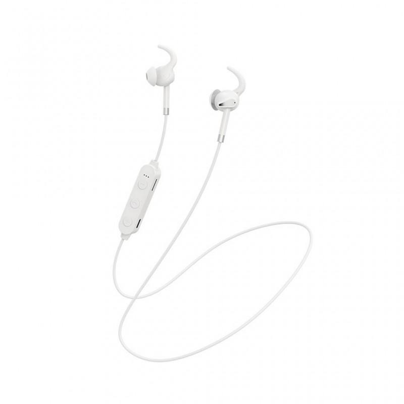 Bluetooth Hands Free Hoco ES30 Λευκά