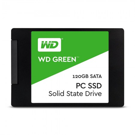 SSD Western Digital WD Green 120GB