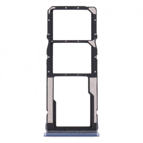 Βάση Κάρτας SIM Xiaomi και Micro SD για Xiaomi Redmi Note 9S / Redmi 9 (Grey)