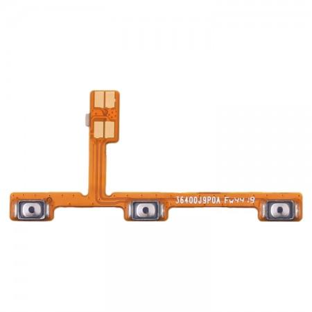 Καλωδιοταινία On/Off και Volume key για Xiaomi Mi 10 Lite (OEM)