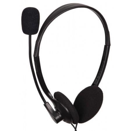 Gembird MHS-123 Black Ακουστικά Headset