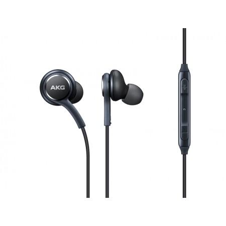Γνήσια Samsung AKG EO-IG955 Μαύρο GH59-14744A (Bulk)