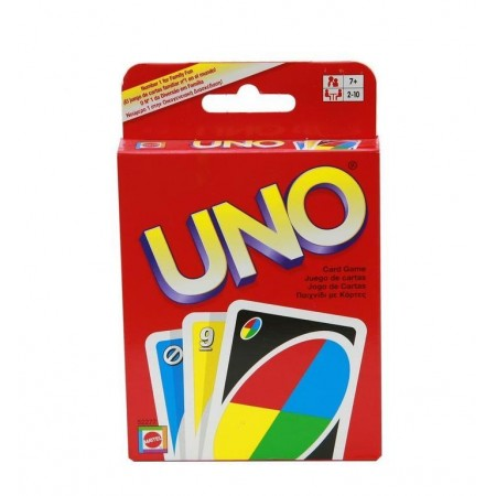 Mattel UNO Κάρτες