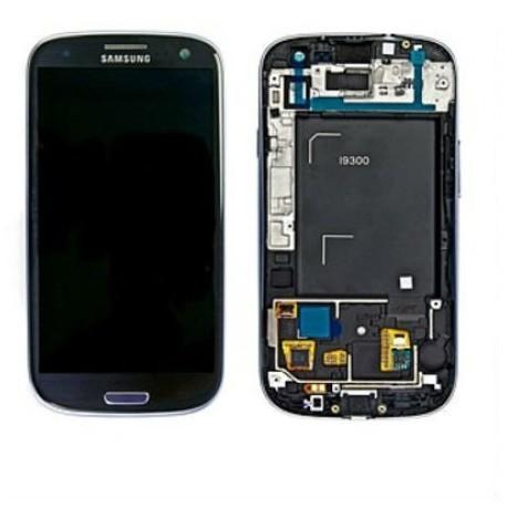 i9301 Γνήσια οθόνη και touch Samsung Galaxy S3 Neo Μαύρη, GH97-15472E