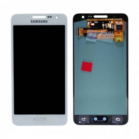 A300F Γνήσια οθόνη και touch Samsung Galaxy A3 Άσπρη, GH97-16747A