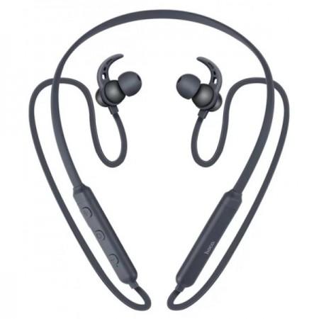 Ακουστικά Bluetooth  Hoco ES11 Maret Μαύρο HC-ES11-Γκρι