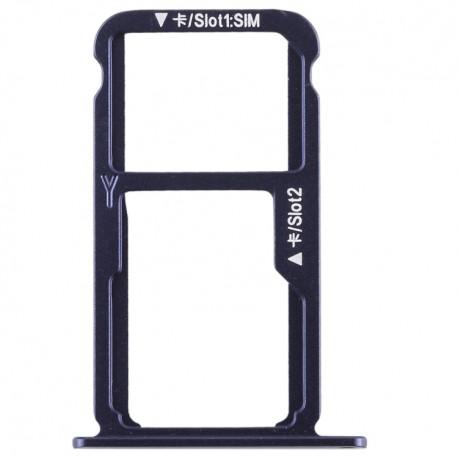 Υποδοχή Κάρτας Sim Και Micro SD Για Huawei Honor 8 (Blue)