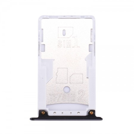 Υποδοχή Κάρτας Sim Και Micro SD Για Redmi Note 4 (Black)