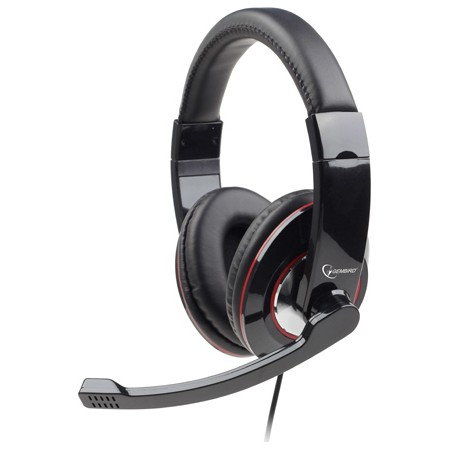 Gembird Headset Glossy Stereo USB