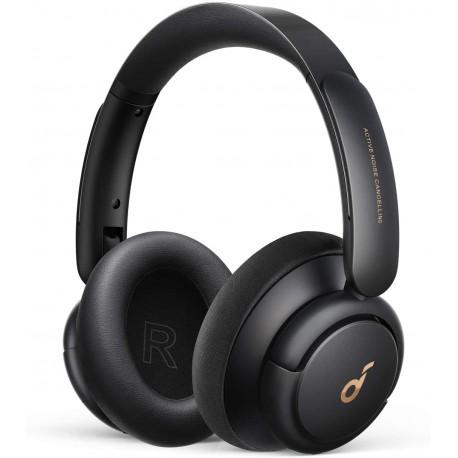 Anker Life Q30 Hybrid Ασύρματα Over Ear Ακουστικά Μαύρα