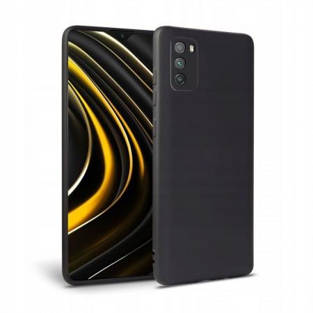Θήκη Xiaomi Poco M3 Μαύρη - TECH PROTECT