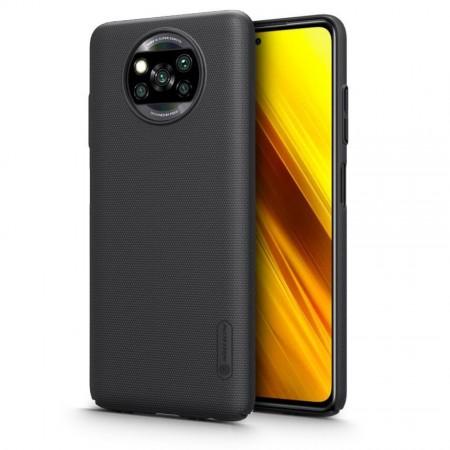 Θήκη Xiaomi Poco X3 Pro  Μαύρη - NILLKIN