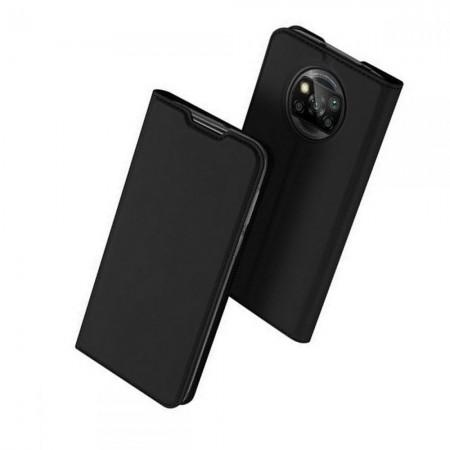 Θήκη Xiaomi Poco X3 Pro NFC / X3 Μαύρη - DUXDUCIS SKIN PRO