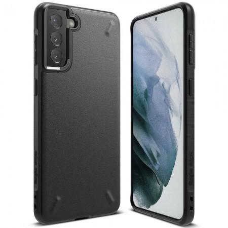 Θήκη Samsung Galaxy S21+ Back Cover Σιλικόνης Μαύρη - Ringke Onyx