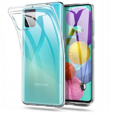 Θήκη Samsung Galaxy A71 Διάφανη - Tech Protect Flexair