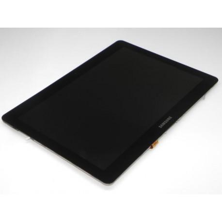 P5100 Γνήσια οθόνη και touch Samsung Galaxy Tab 2 10.1 Ασημί,GH97-13538A