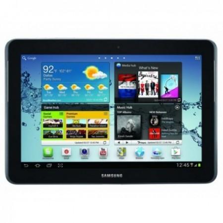 P5110 Γνήσια οθόνη και touch Samsung Galaxy Tab 2 10.1 Ασημί