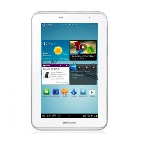 P3110 Γνήσια οθόνη και touch Samsung Galaxy Tab 2 7.0 Άσπρο,GH97-13516B