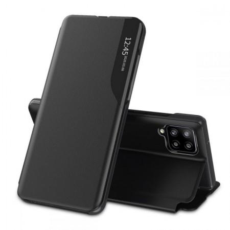 Θήκη Samsung Galaxy A12 Book Μαύρη - Tech Protect