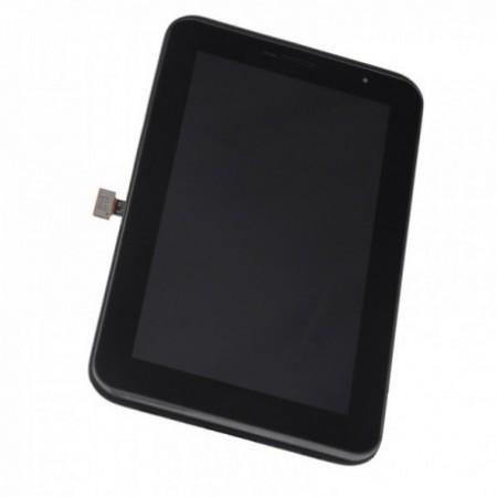 P3100 Γνήσια οθόνη και touch Samsung Galaxy Tab 2 7.0 Μαύρο,GH97-13560A
