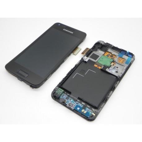 i9070 Γνήσια οθόνη και touch Samsung Galaxy S Advance Μαύρο,GH97-13277A