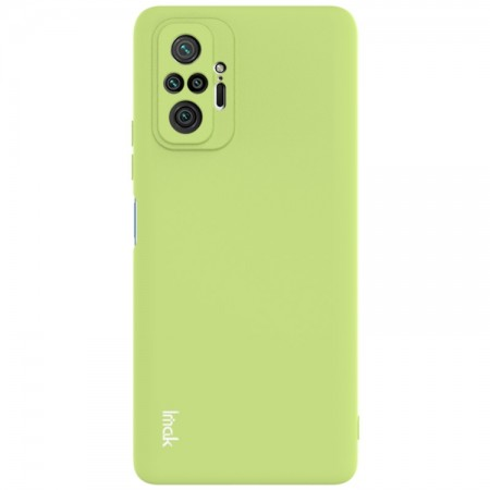 Θήκη Xiaomi Redmi Note 10 Pro / 10 Pro Max Back Cover Σιλικόνης Πράσινη - IMAC UC-2