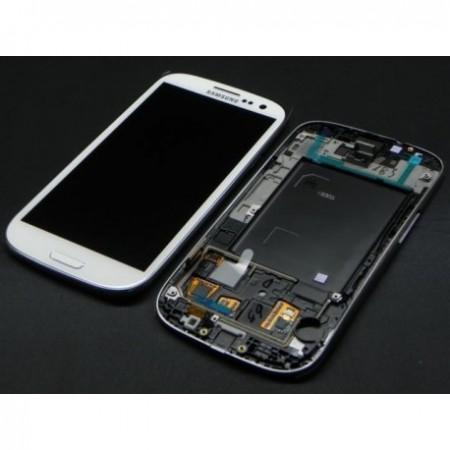 i9305 Γνήσια οθόνη και touch Samsung Galaxy S3 III Καφέ,GH97-14106E