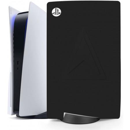 Προστατευτική Θήκη Σιλικόνης Για Playstation 5 Disk Edition (Μαύρη) - Vakdon 43191601