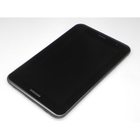 P3100 Γνήσια οθόνη και touch Samsung Galaxy Tab 2 7.0 Ασημί, GH97-13560A