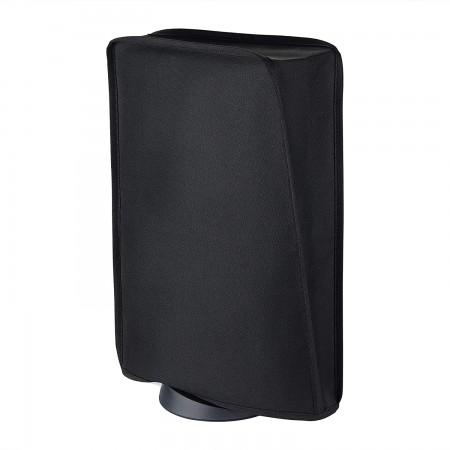 Προστατευτικό Κάλυμμα Σκόνης Για Playstation 5 Disk & Digital Edition (Μαύρo) - PlayVital 52161500