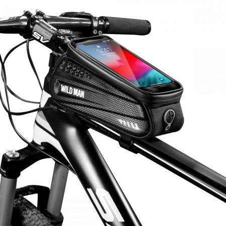 Αδιάβροχη Τσάντα Ποδηλάτου - Tech Protect Wildman L