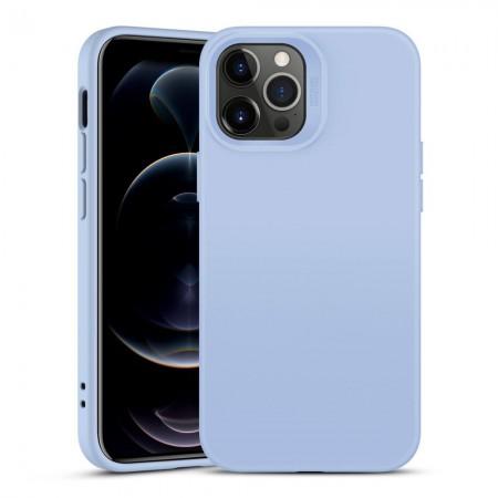 Θήκη Apple iPhone 12 / 12 Pro Back Cover Σιλικόνης Μωβ - ESR Cloud