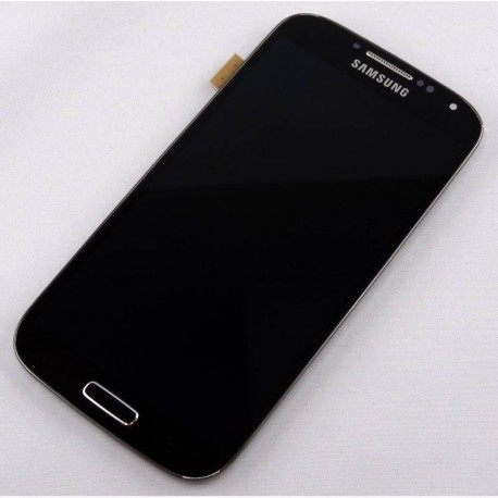 i9505 Γνήσια οθόνη και touch Samsung Galaxy S4 Deep Black Edition, GH97-14655L