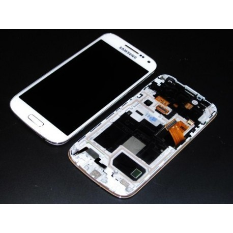i9192 Γνήσια οθόνη και touch Samsung Galaxy S4 mini Άσπρο,GH97-14766B
