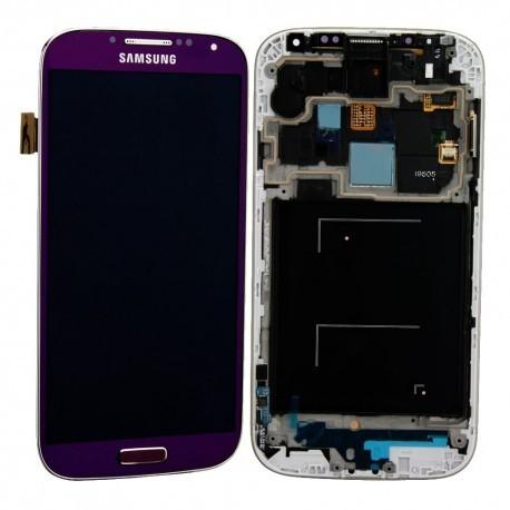 i9505 Γνήσια οθόνη και touch Samsung Galaxy S4 Μωβ,GH97-14655D