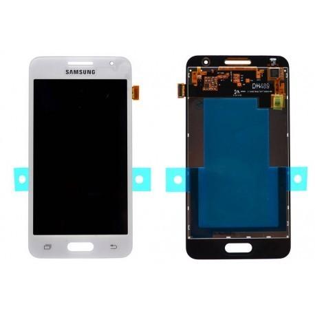 SM-G355 Γνήσια οθόνη και touch Samsung Galaxy Core 2 Άσπρο,GH97-16070A
