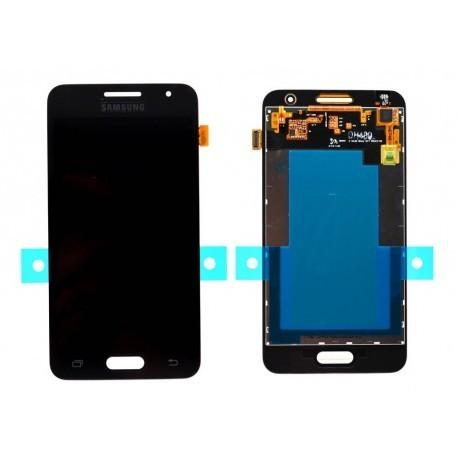 G355 Γνήσια Οθόνη και Touch Samsung Galaxy Core 2 Μαύρο GH97-16070B