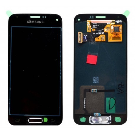G800F Γνήσια οθόνη και Touch Samsung Galaxy S5 Mini Μαύρο ,GH97-16147A