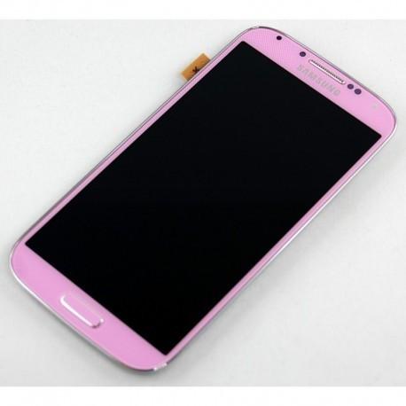 i9300 Γνήσια οθόνη και touch Samsung Galaxy S3 Ροζ, GH97-13630G