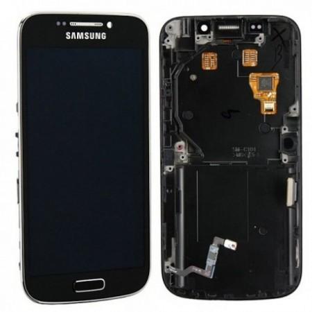 SM-C101 Γνήσια οθόνη Samsung Galaxy S4 Zoom Μαύρο ,AD97-23817B