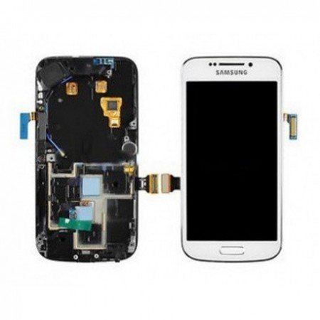 SM-C101 Γνήσια οθόνη Samsung Galaxy S4 Zoom Άσπρο ,AD97-23817A