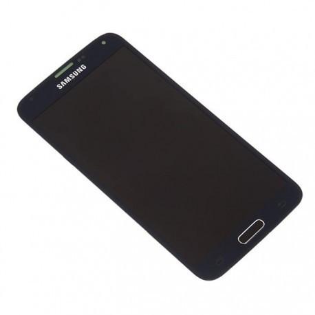 G900F Γνήσια οθόνη και touch Samsung Galaxy S5 Μαύρο, GH97-15959B
