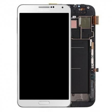 N9005 Γνήσια οθόνη και touch Samsung Galaxy Note 3 Άσπρη ,GH97-15209B