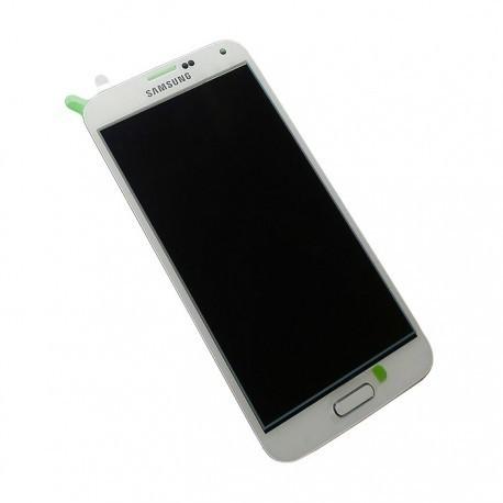 G900F Γνήσια οθόνη και touch Samsung Galaxy S5 Άσπρη, GH97-15959A