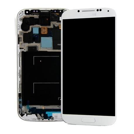 i9506 Γνήσια οθόνη και touch Samsung Galaxy S4 LTE Άσπρη, GH97-15202A