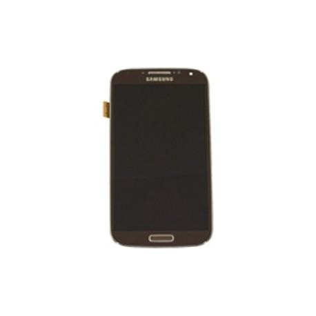 i9506 Γνήσια οθόνη και touch Samsung Galaxy S4 LTE Καφέ, GH97-15202E